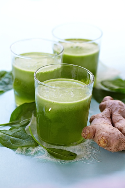 gronn-med-ingefaer-og-spinat