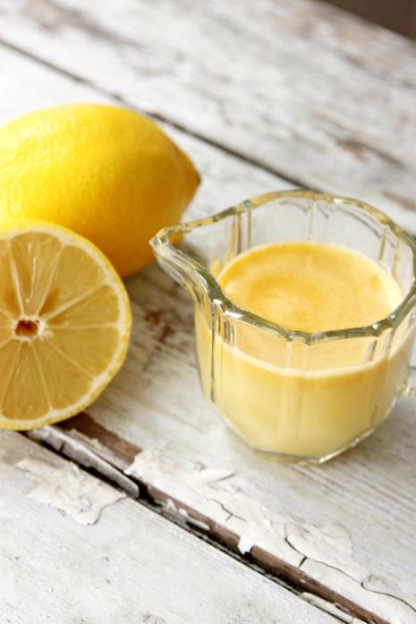 sitronjuice skrått