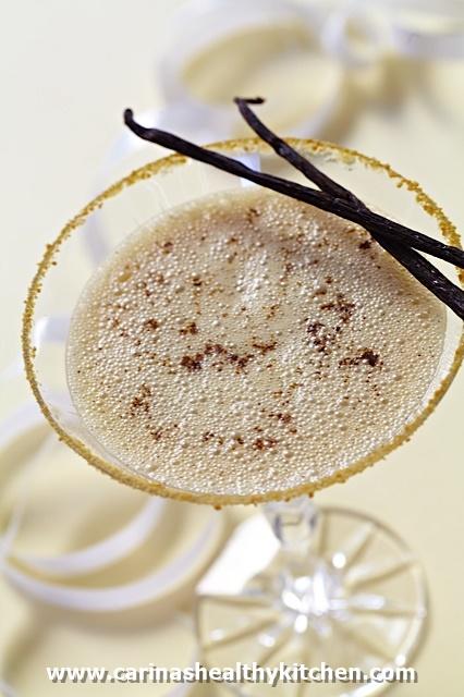 creamy dreamy vanillatini med navn